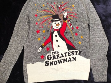Selling without online payment: Christmas Sweater