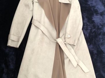 Selling without online payment: Trench Coat