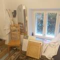 Renting out: Pieni työhuone vuokralle Etu-Töölössä