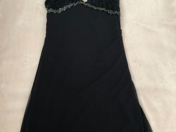 Selling without online payment: Black dress