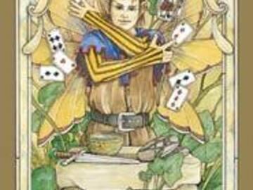 Selling: Mystic Gypsy Tarot Card Reading