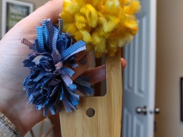 Employee Engagement & Team Building: Virtual Pom-Pom or Tassel Garland Making Party!
