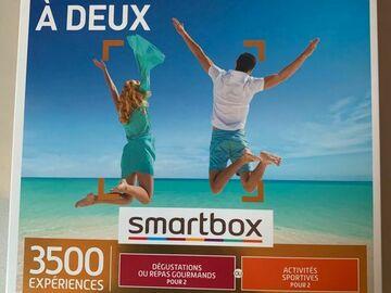 """Vente: Coffret Smartbox """"Bulle de bonheur à deux"""" (29,90€)"""