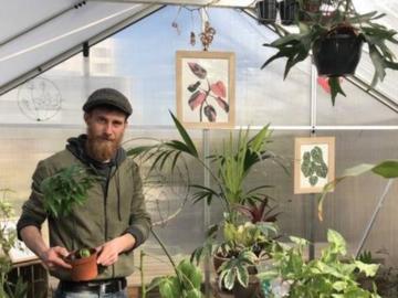 """Actualité:  Une """"SPA » pour les plantes"""