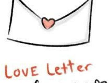 Selling: Channeled loved letter, from your ex & a poem