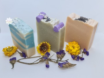 For Sale: Handmade, natural soap