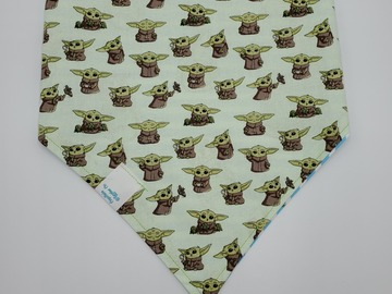 Selling: Baby Yoda pet bandana