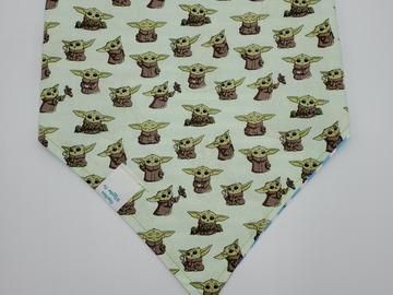 Selling: Baby Yoda pet bandana