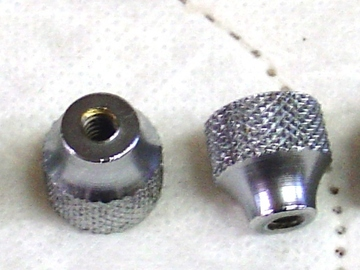 Selling with online payment: New Old Stock  1960s SLINGERLAND tone control knobs