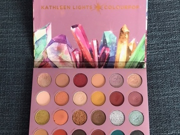 Venta: Paleta So Jaded Kathleen Lights Colourpop