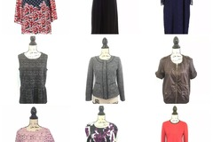 Liquidation/Wholesale Lot: Mystery Resale Women's Clothing Lot