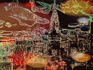 Sell Artworks: NYC Magic
