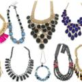 Liquidation/Wholesale Lot: 100 High End Boutique Statement Necklaces