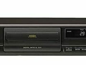 Vente: Lecteur CD Technics  SL-PG490