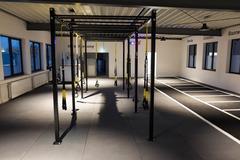 Vermiete Gym pro Tag: Gym für ein Training/Shooting buchen!