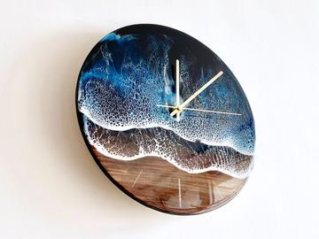 : Wall Clock - Midnight