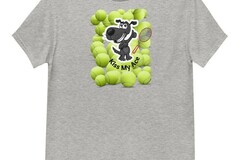 Selling: Tennis - Kiss My Ace T-Shirt for Dog Lovers