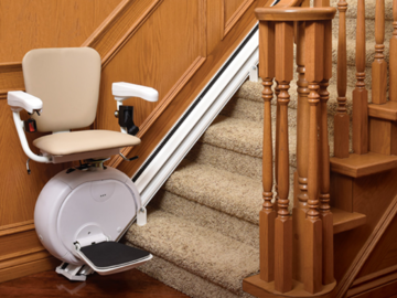 SALE: Straight Stair Chair Lift | Installed in Toronto & GTA