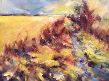Sell Artworks: Winter Tracks