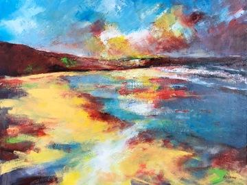 Sell Artworks: Beach at Dusk