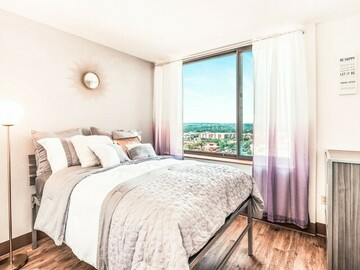 List Your Space: 1br in Vie Towers