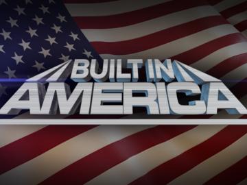 Book me to speak: Built In America TV show - SPECIAL quick consultation