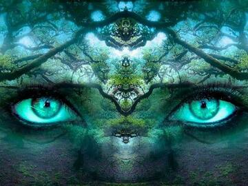 Selling: What are their eyes telling you? Deep Channelling. Remote viewing