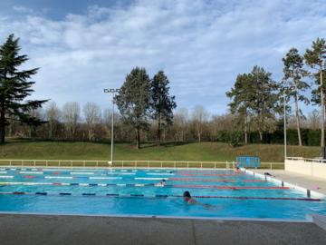 Actualité: La piscine ouverte à Saint Germain-en-Laye