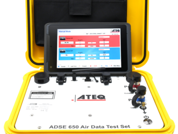 Suppliers: Pitot Static Testers & Adapters