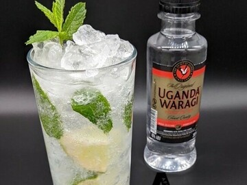 For Sale: Uganda Waragi (Gin) 200ml