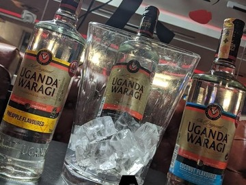 For Sale: Uganda Waragi (Gin) - Original Flavour