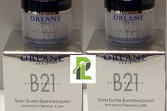 Liquidation/Wholesale Lot: Orlane Paris B21 BIO ENERGIC Intense Firming Care .25 oz BOXED