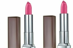 Liquidation/Wholesale Lot: Maybelline Color Sensational Creamy Matte Lip Color, Faint For Fu