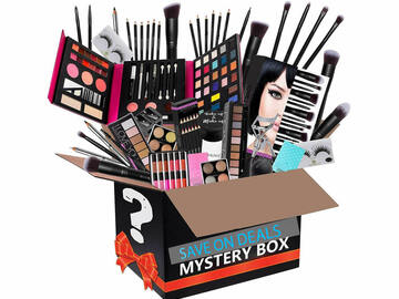 Liquidation/Wholesale Lot: MYSTERY BOX BEAUTY ACCESSORIES - ALL NEW ITEMS