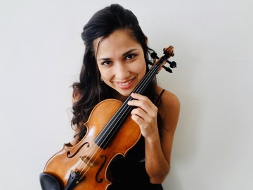 TRIAL LESSON 30 min: Violin Lessns with Isabel (30 min TRIAL LESSON)