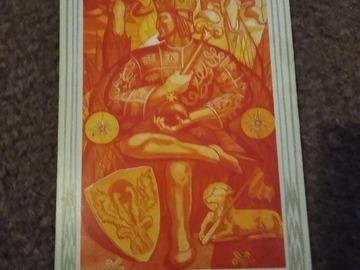 Selling: The Emperor Tarot Spell