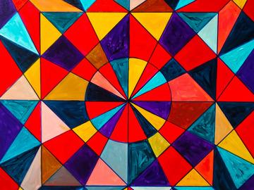 Sell Artworks: geometric