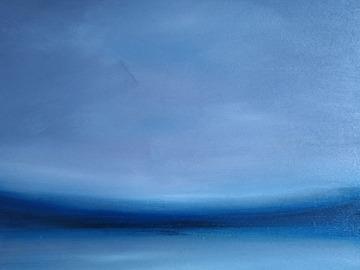 Sell Artworks: Misty seascape  III