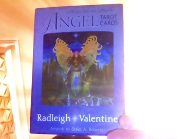 Selling: Accurate angel card readings