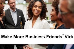 Services: Make More Business Friends VIRTUALLY