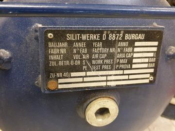 Gebruikte apparatuur: Compressor