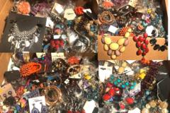 Liquidation/Wholesale Lot: 40 LBS TREASURE TROVE OF JEWELRY