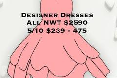 Liquidation/Wholesale Lot: Queen Nour Dresses JJ Jill, Tina Turk & More NWT $2590
