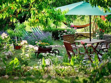 PETITES ANNONCES: Recherche jardin pour fêter un anniversaire