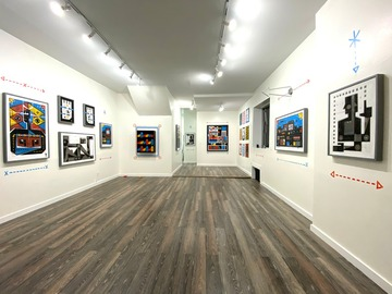 Hourly Spaces: Spacious gorgeous gallery / event space in Artsy Bushwick