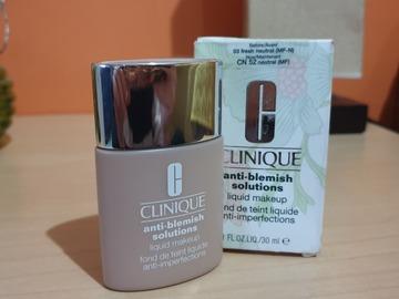 Venta: Anti-blemish solutions clinique- 52 neutral