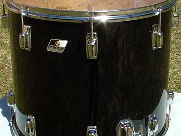 Selling with online payment: LUDWIG Rocker series 16x18 floor tom EXCELLENT