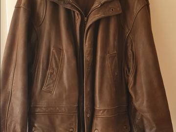 Vente: blouson cuir 3/4 mac douglas taille XL