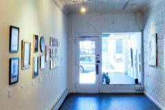 Hourly Rental: Bright and Spacious Art Gallery in prime Hoboken