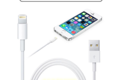 Liquidation/Wholesale Lot: 100x OEM 3FT Lightning USB Charger Cable For iPhone 11 XS XR MAX